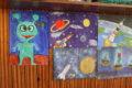 Работы участников муниципального конкурса ко Дню Космонавтики «Космические фантазии»